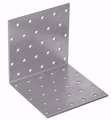 Изображение Крепежный уголок равносторонний  40х40х80 (50)