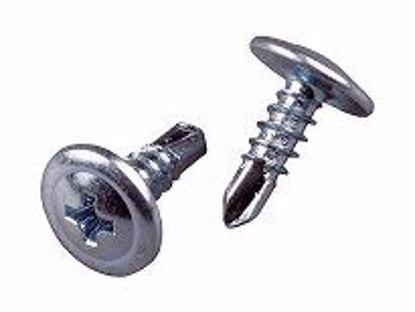 Изображение Прессшайба сверло 4,2х16 нержавеющая сталь