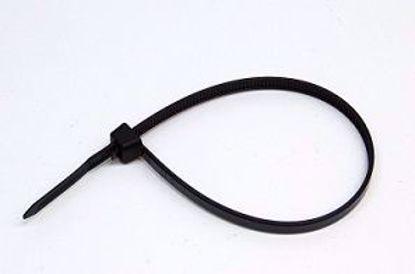 Picture of Хомут многоразовый 5*200 черный APRO (100)